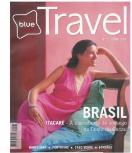 Revista Blue Travel N2 Junho2003